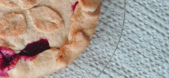 Torta de cereixas Twin Peaks