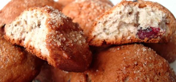 galletas de arandos