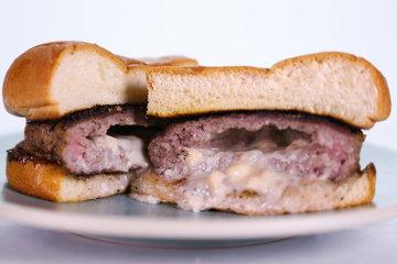 Experimento: hamburguesa-peto