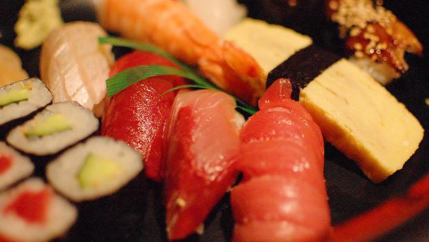 Cinco trucos para comer sushi