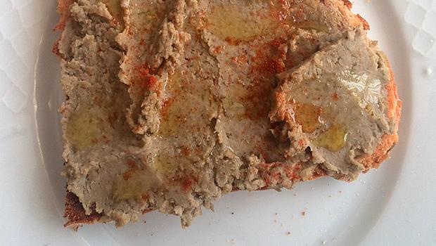 Hummus de lentellas